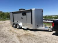 2018 Sundowner Sundowner 18bp Bumperpull Trailers With Living Quarters SOLD!!!